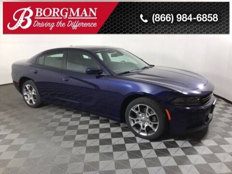 2017 Dodge Charger for sale at BORGMAN OF HOLLAND LLC in Holland MI