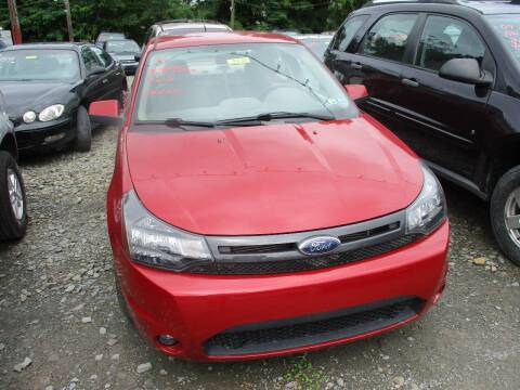 2010 Ford Focus for sale at FERNWOOD AUTO SALES in Nicholson PA
