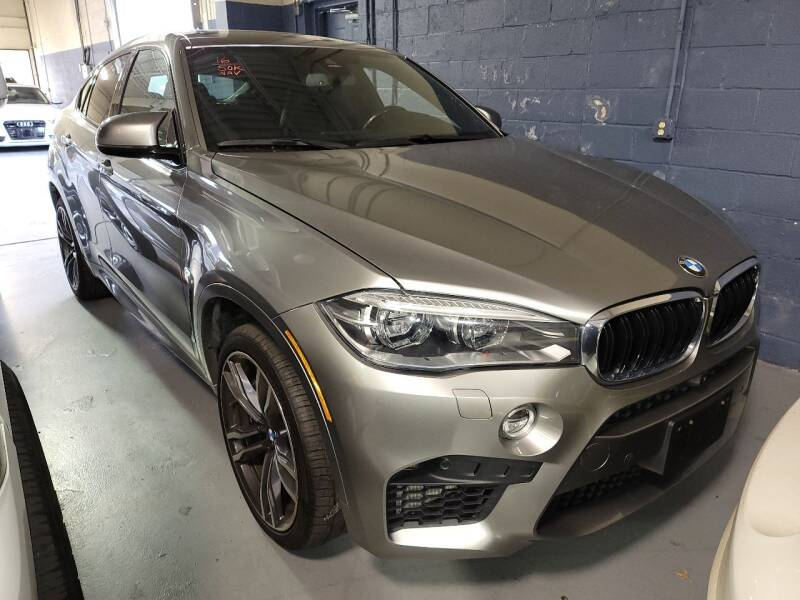 2016 BMW X6 M for sale at AW Auto & Truck Wholesalers  Inc. in Hasbrouck Heights NJ