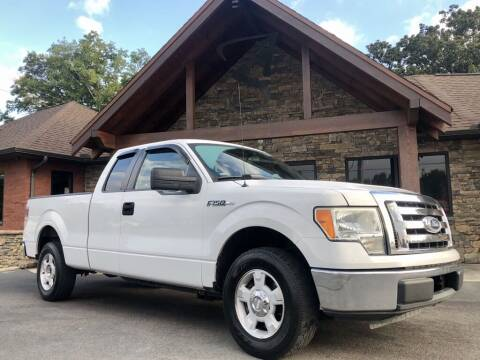 2010 Ford F-150 for sale at Auto Solutions in Maryville TN