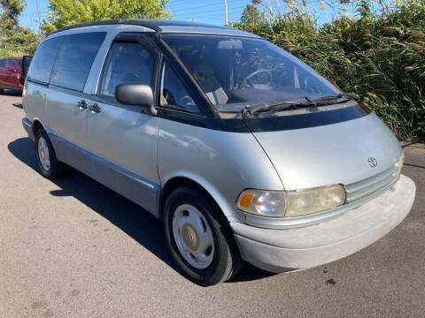 1991 Toyota Previa for sale at Z Motorz Company in Philadelphia PA