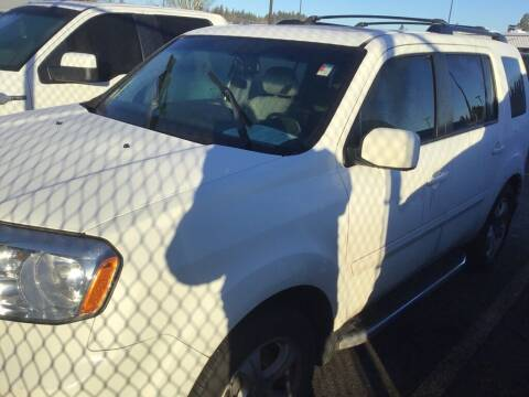 2012 Honda Pilot for sale at Royal Moore Custom Finance in Hillsboro OR