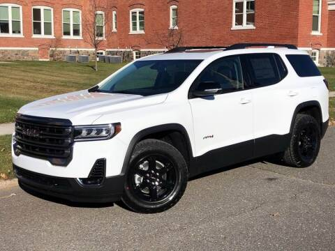 2020 GMC Acadia for sale at STATELINE CHEVROLET BUICK GMC in Iron River MI