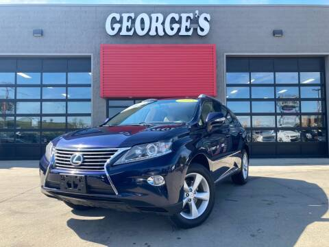 2013 Lexus RX 350 for sale at George's Used Cars - Pennsylvania & Allen in Brownstown MI