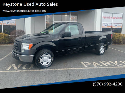 2009 Ford F-150 for sale at Keystone Used Auto Sales in Brodheadsville PA