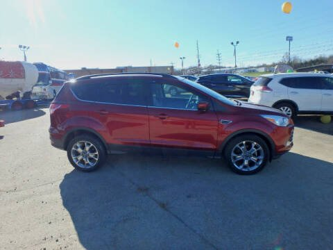 2014 Ford Escape for sale at BLACKWELL MOTORS INC in Farmington MO