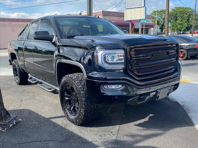 2016 GMC Sierra 1500 for sale at Messick's Auto Sales in Salisbury MD