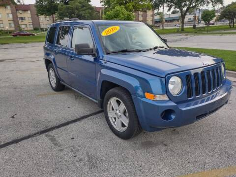 2010 Jeep Patriot for sale at Sphinx Auto Sales LLC in Milwaukee WI