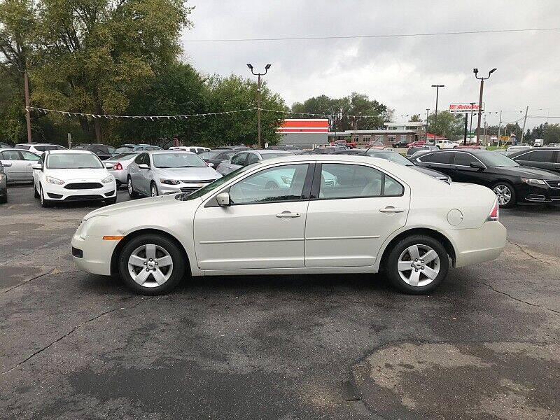 2008 Ford Fusion for sale at Car Zone in Otsego MI