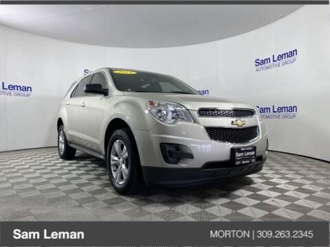 2015 Chevrolet Equinox for sale at Sam Leman CDJRF Morton in Morton IL