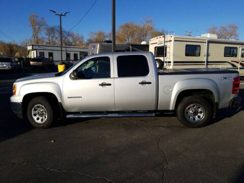2010 GMC Sierra 1500 for sale at Freds Auto Sales LLC in Carson City NV