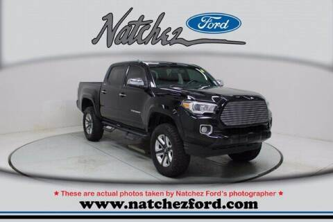 2016 Toyota Tacoma for sale at Auto Group South - Natchez Ford Lincoln in Natchez MS