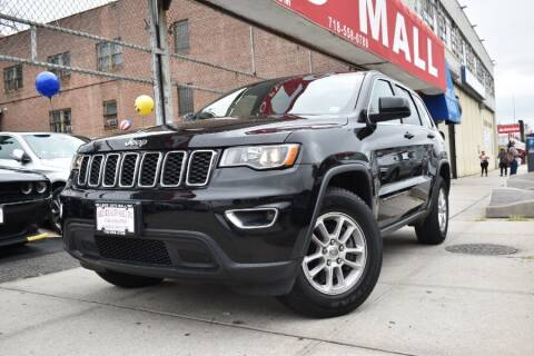 2018 Jeep Grand Cherokee for sale at HILLSIDE AUTO MALL INC in Jamaica NY