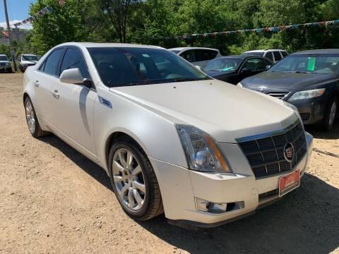 2009 Cadillac CTS for sale at Korz Auto Farm in Kansas City KS