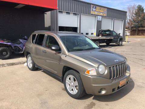 2007 Jeep Compass for sale at Sunset Auto Sales & Repair in Lasalle CO