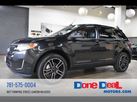 2013 Ford Edge for sale at DONE DEAL MOTORS in Canton MA