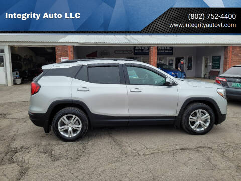 2019 GMC Terrain for sale at Integrity Auto LLC - Integrity Auto 2.0 in St. Albans VT