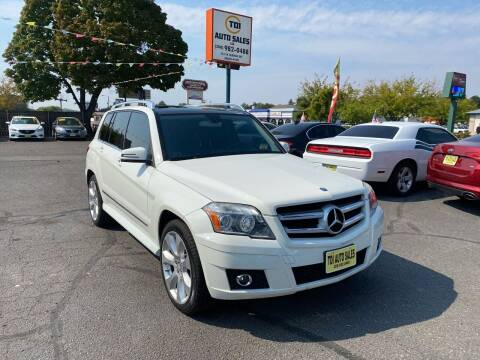 2010 Mercedes-Benz GLK for sale at TDI AUTO SALES in Boise ID