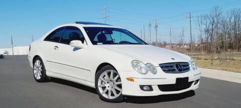 2007 Mercedes-Benz CLK for sale at BOOST MOTORS LLC in Sterling VA