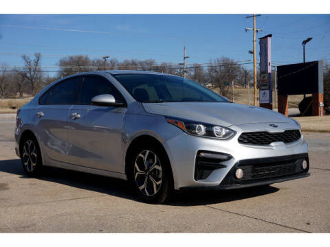 2019 Kia Forte for sale at Sand Springs Auto Source in Sand Springs OK