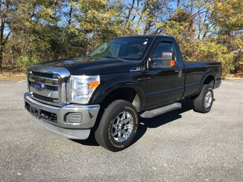 2012 Ford F-350 Super Duty for sale at Westford Auto Sales in Westford MA