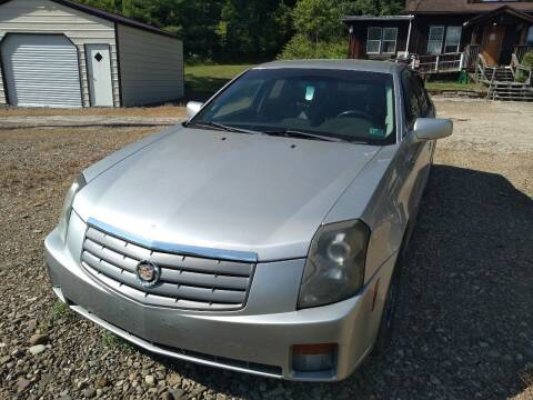 2005 Cadillac CTS for sale at Seneca Motors, Inc. (Seneca PA) - WARREN, PA LOCATION in Warren PA