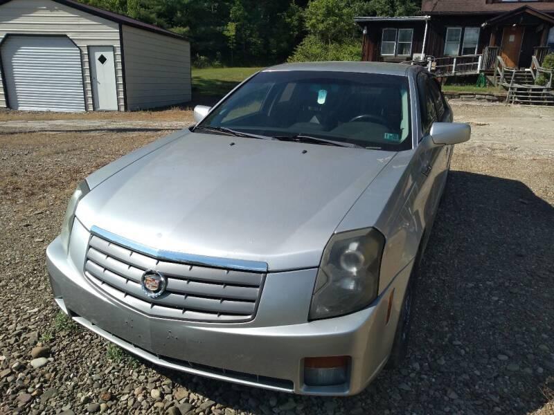2005 Cadillac CTS for sale at Seneca Motors, Inc. (Seneca PA) - WARREN, PA LOCATION in Warren PA