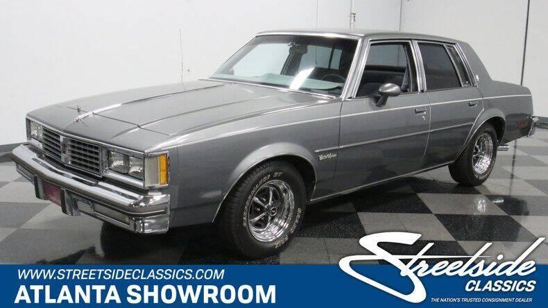 1986 Oldsmobile Cutlass Supreme for sale in Lithia Springs, GA