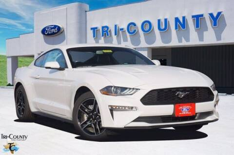 2020 Ford Mustang for sale at TRI-COUNTY FORD in Mabank TX