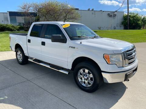2010 Ford F-150 for sale at Best Buy Auto Mart in Lexington KY