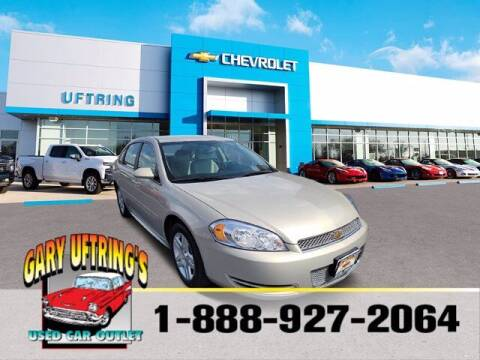 2012 Chevrolet Impala for sale at Gary Uftring's Used Car Outlet in Washington IL