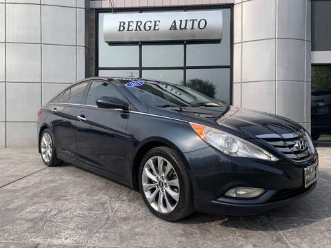 2011 Hyundai Sonata for sale at Berge Auto in Orem UT