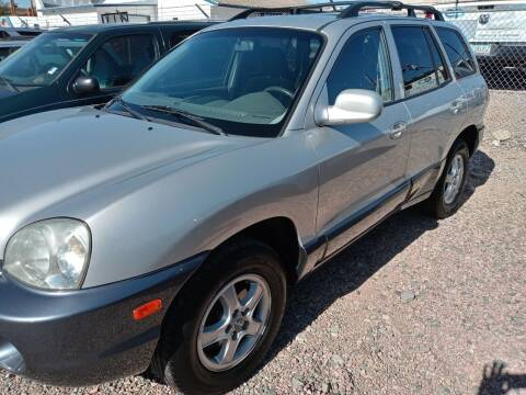 2004 Hyundai Santa Fe for sale at ACE AUTO SALES in Lake Havasu City AZ
