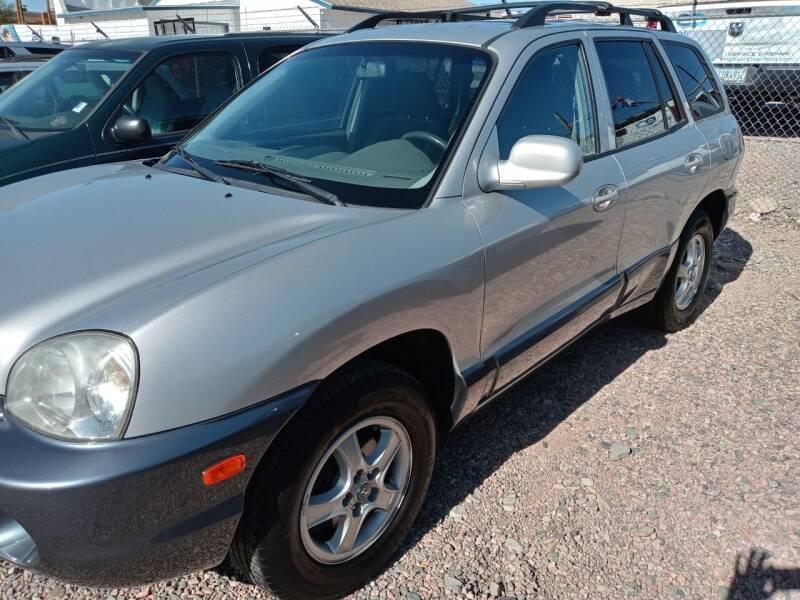2004 Hyundai Santa Fe for sale at ACE AUTO SALES in Lake Havasu City AZ