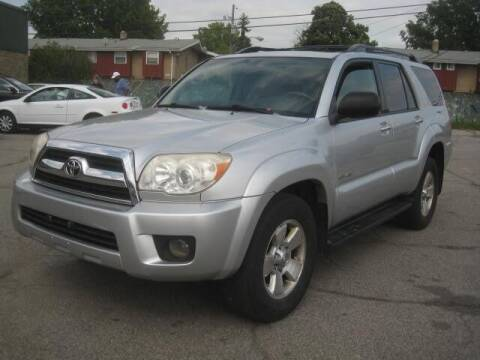 2008 Toyota 4Runner for sale at ELITE AUTOMOTIVE in Euclid OH