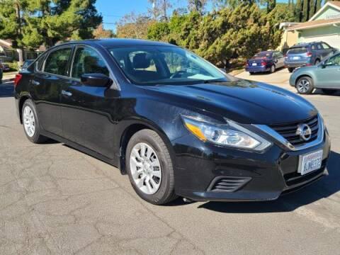 2016 Nissan Altima for sale at CAR CITY SALES in La Crescenta CA