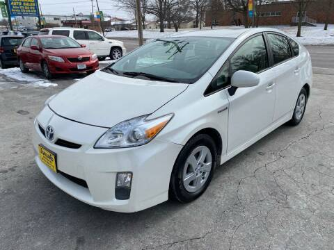 2011 Toyota Prius for sale at ASHLAND AUTO SALES in Columbia MO