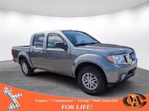 2017 Nissan Frontier for sale at VA Cars Inc in Richmond VA