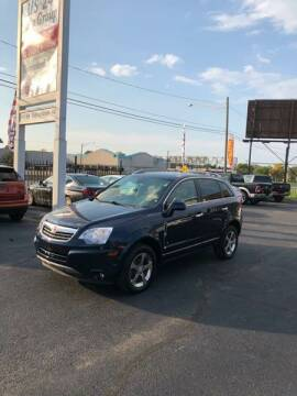 2009 Saturn Vue for sale at US 24 Auto Group in Redford MI