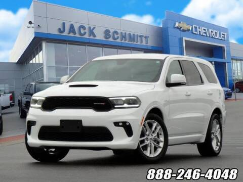 2021 Dodge Durango for sale at Jack Schmitt Chevrolet Wood River in Wood River IL