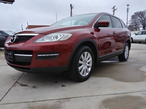2008 Mazda CX-9 for sale at EURO MOTORS AUTO DEALER INC in Champaign IL