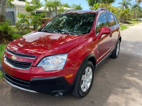 2012 Chevrolet Captiva Sport for sale at Car Girl 101 in Oakland Park FL