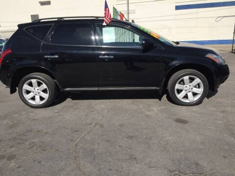 2006 Nissan Murano for sale at Oxnard Auto Brokers in Oxnard CA