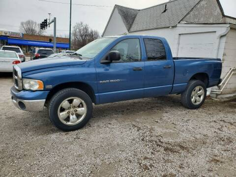 2005 Dodge Ram Pickup 1500 for sale at Street Side Auto Sales in Independence MO