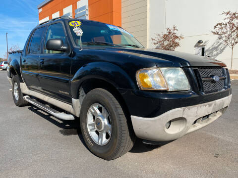 2002 Ford Explorer Sport Trac for sale at ELAN AUTOMOTIVE GROUP in Buford GA