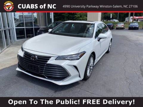 2019 Toyota Avalon for sale at Summit Credit Union Auto Buying Service in Winston Salem NC