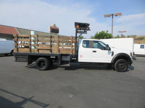 2019 Ford F-450 Super Duty for sale at Norco Truck Center in Norco CA