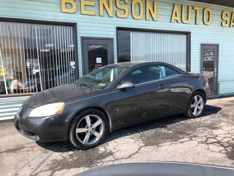 2007 Pontiac G6 for sale at Superior Auto Sales in Duncansville PA
