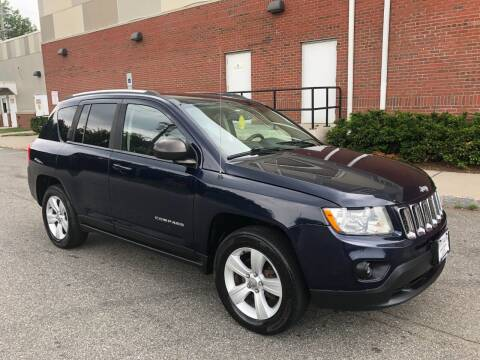 2013 Jeep Compass for sale at Imports Auto Sales Inc. in Paterson NJ