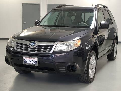 2011 Subaru Forester for sale at Mag Motor Company in Walnut Creek CA
